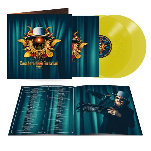 ZUCCHERO | D.O.C. 2LP COLOURED VINYL