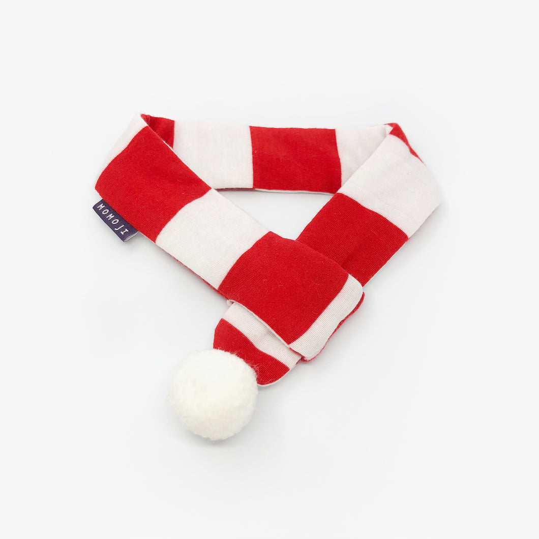 Leon (01-Red & White Striped)