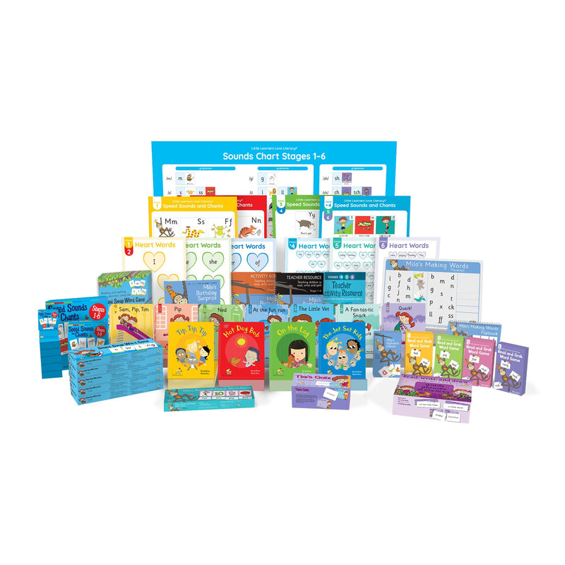 Super Classroom Pack - Foundation