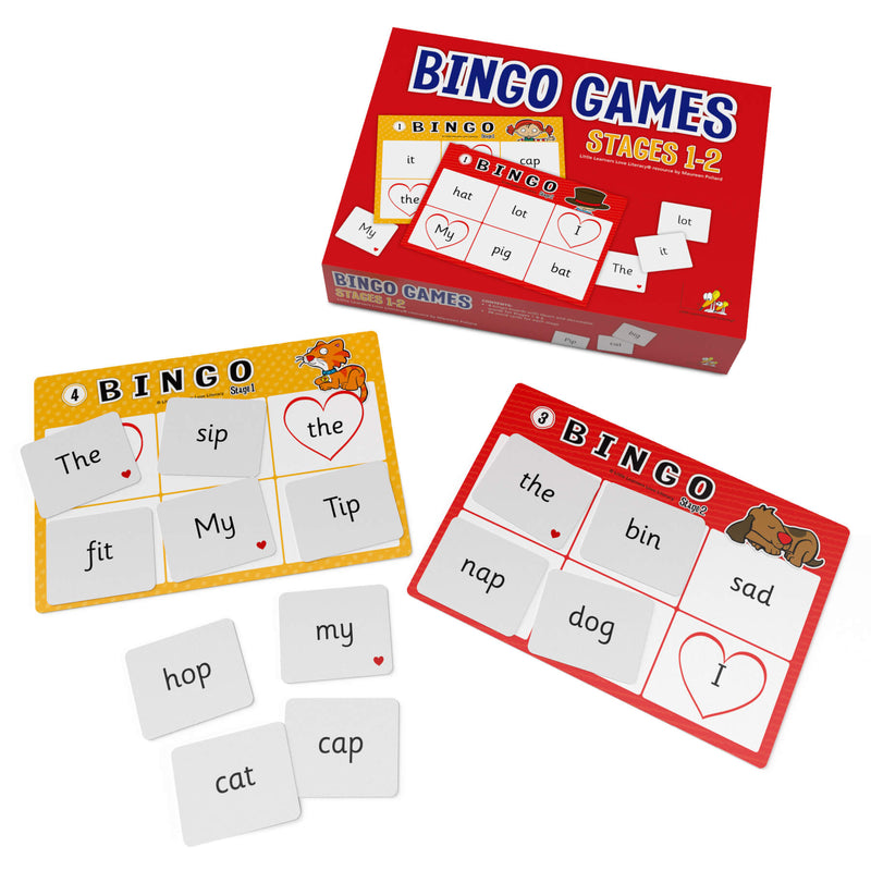 Bingo Games Pack