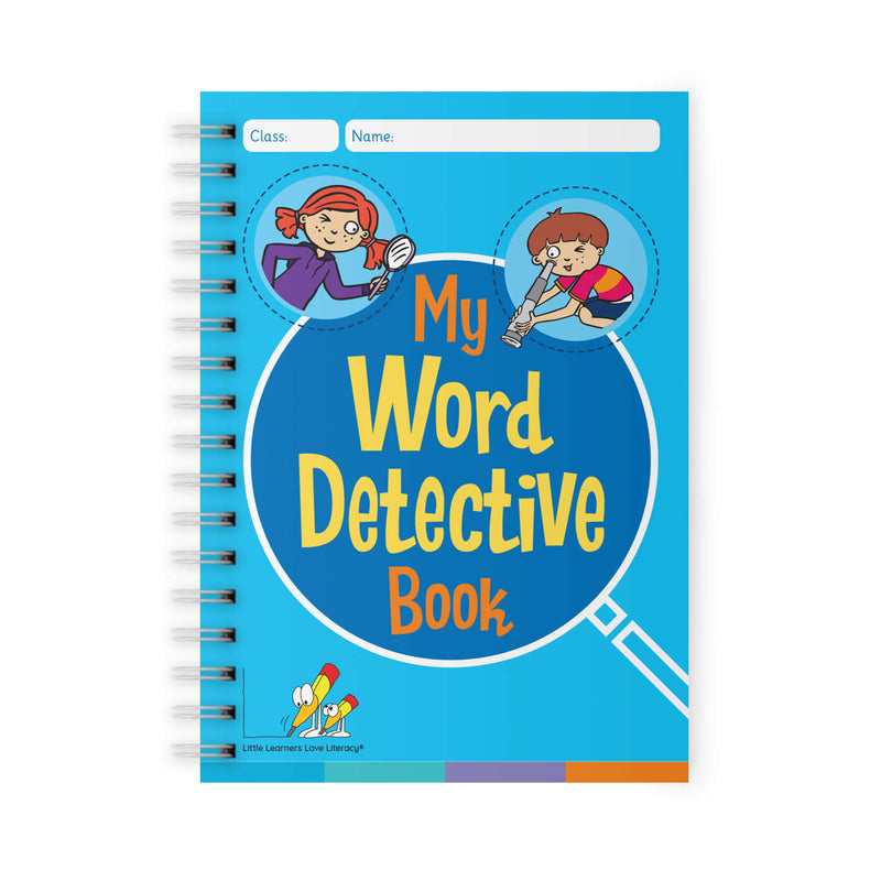 My Word Detective Book