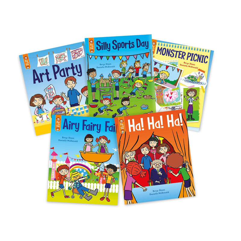 Pip and Tim Class Book Pack Stage 7
