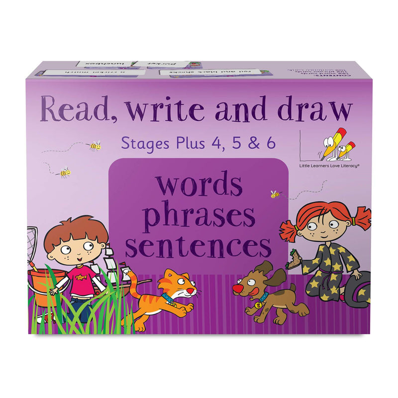 Read, Write and Draw