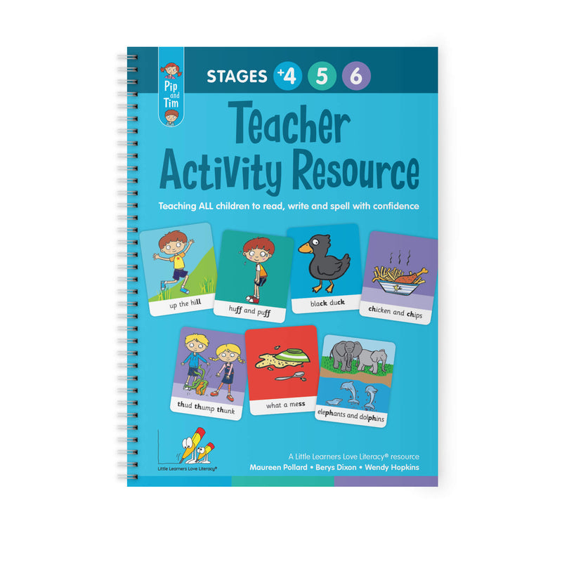 Teacher Activity Resource Stages Plus 4, 5 and 6