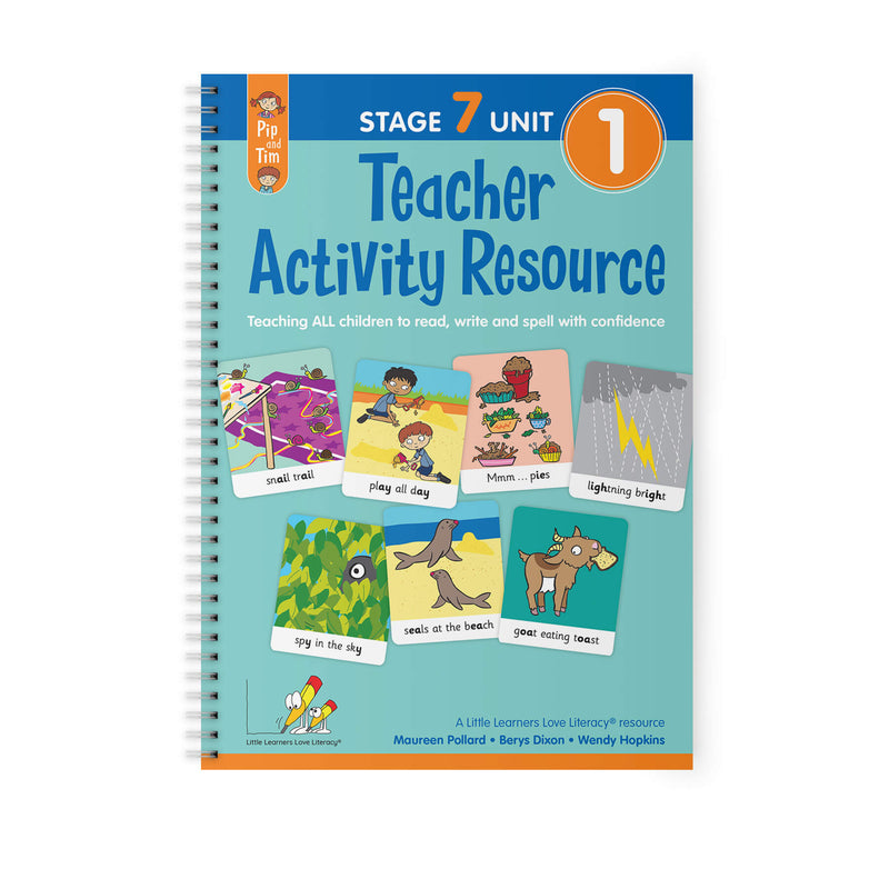 Teacher Activity Resource Stage 7 Unit 1