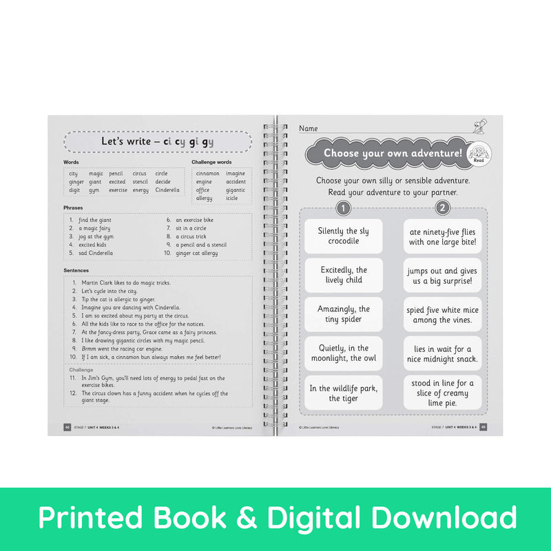 Teacher Activity Resource Stage 7 Unit 4 PRINT AND DIGITAL