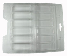 Load image into Gallery viewer, Clam shell packaging trays (Case of 420)- Plastic packaging blisters