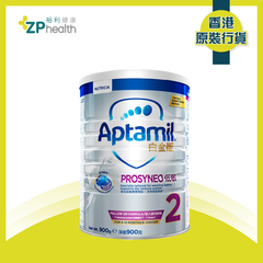 Aptamil Prosyneo Stage 2 900G [HK Label Authentic Product] [Expiry date: 6 Aug 2021]