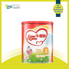 Happy Kid 3 Growing Up Formula 900G [HK Label Authentic Product] [Expiry date: 14 Aug 2021]