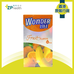Wonderlife FRUIT FLAVORS 12'S  [HK Label Authentic Product]