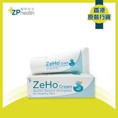 ZeHo® Cream 40G [HK Label Authentic Product]