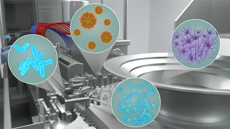 Aseptic Processing - Decontamination and Sterilization Technologies