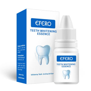 EFERO Teeth Whitening Tooth Brush Essence Teeth Whitening Pen Oral Hygiene Cleaning Serum Removes Plaque Stains Dental Tools