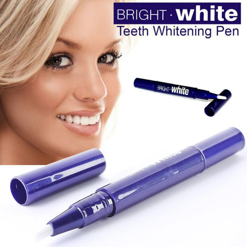 1Pc Portable Dental Teeth Whitening Gel Pen/Strip Tooth Cleaning Bleaching Brush Daily Life Teeth Bright White Pens Tool