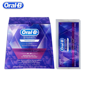 VIP Drop Oral B 3D Whitestrips Professional Effects Tooth Bleaching Kit Original  Oral Hygiene Teeth Whitening Strips