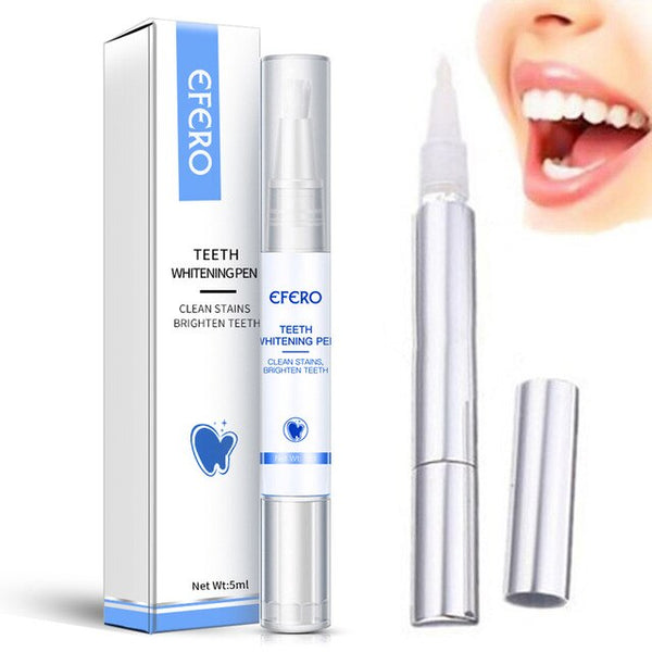 Whitening Tooth Pen White Teeth Whitening Pen Bleaching Plaque Stains Cleaning Dental Tools Whiten Tooth Care Serum Oral Hygiene