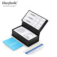 Professional Teeth Whitening Dental Kit With LED Light 44% Peroxide Polish Gel Oral Hygiene Tooth Whiteniner  Remove Stains Good