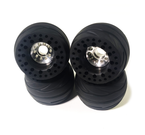 105mm Kegel Core Rubber Wheels