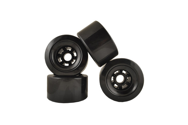 black-90mm-wheels-for-electric-skateboar
