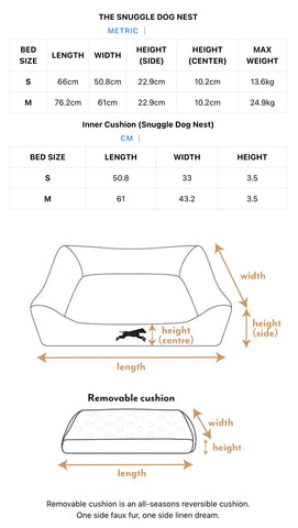 snuggle-dog-bed-size-chart-medium-grey-metric