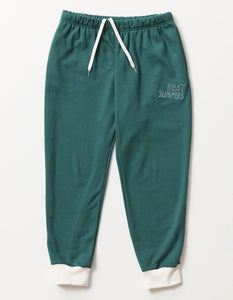 DOT LOGO SWEATPANT - SEA GREEN