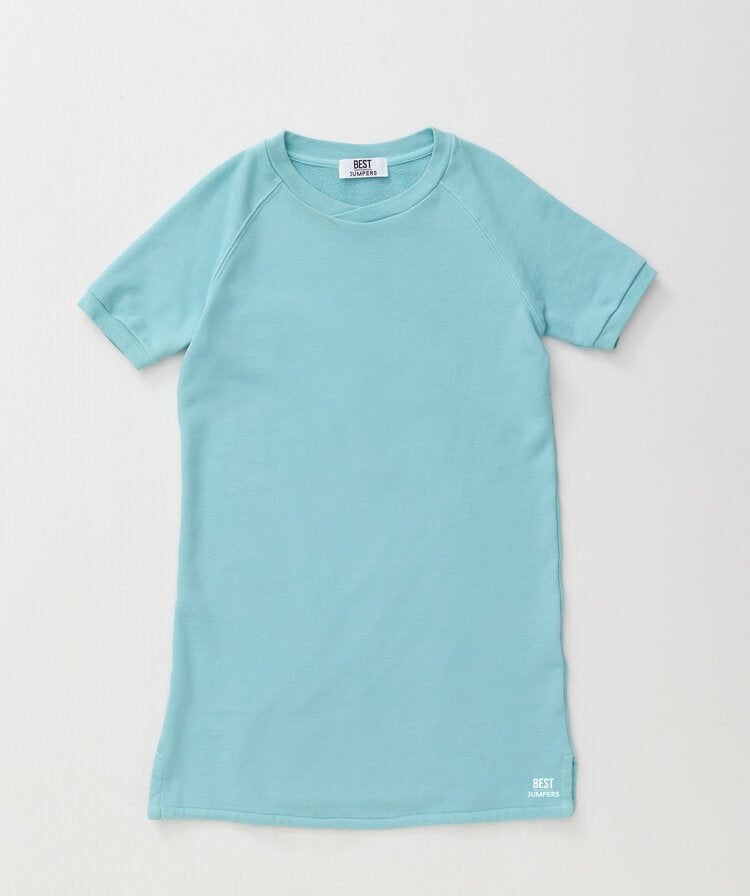 TYRONE JUMPER DRESS - MINT