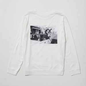 THE FITZROY EXTROVERT LONG SLEEVE T