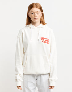 GRAPH HOODIE - OFF WHITE