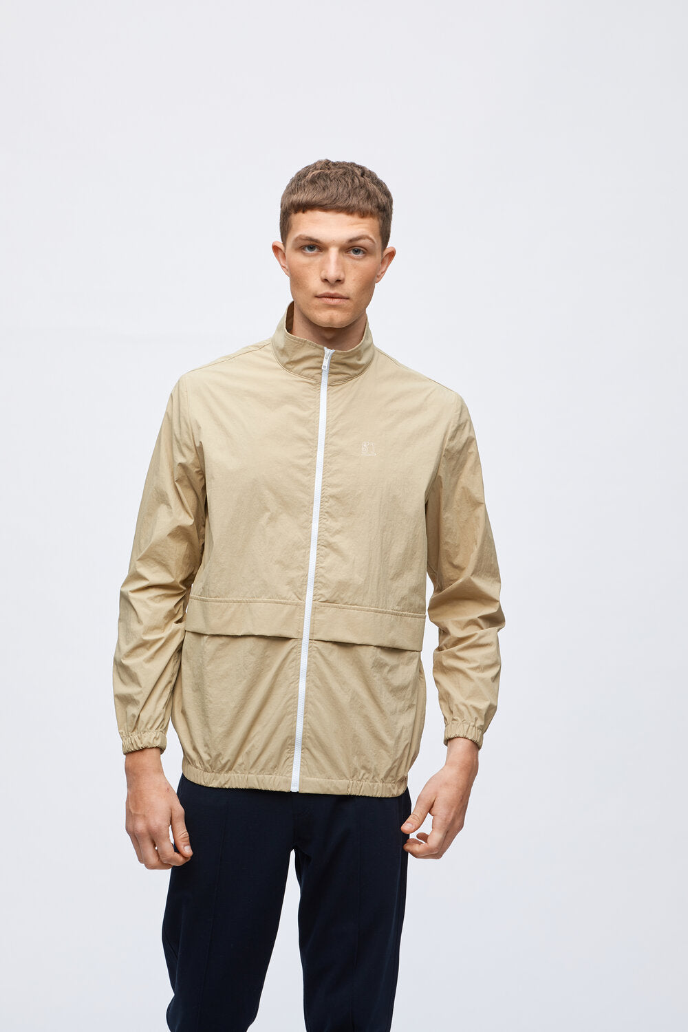 TECH HARRINGTON JACKET
