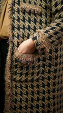 Load image into Gallery viewer, Gabrielle Tweed Knit Cardigan