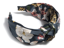Load image into Gallery viewer, Nuit Sauvage Knot Headband