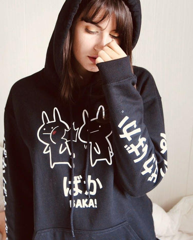 Sweat Japonais<br> Baka