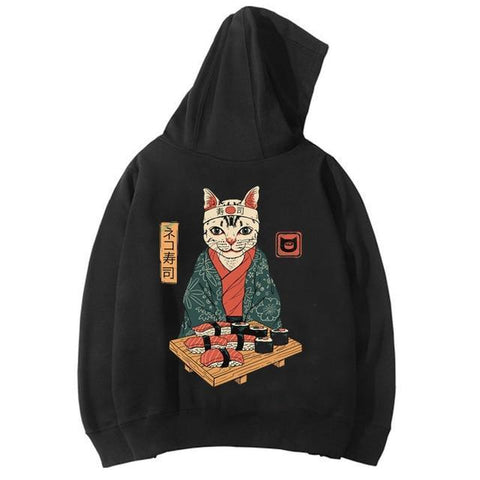 Sweat Japonais<br> Sushi