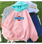 Sweat Japonais<br> Paneru
