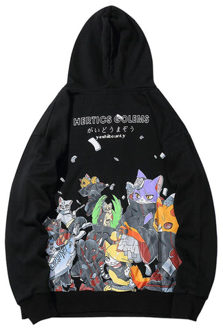 SWEAT JAPONAIS<BR>AKATSUKI