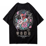 T-shirt Japonais Good & Evil