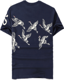 T-Shirt Japonais <br/> Grues du Japon