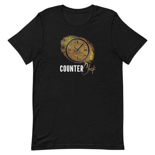 CounterClock Black Shirt