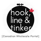 Hook, Line & Tinker Wholesale Embroidery Kits Canada