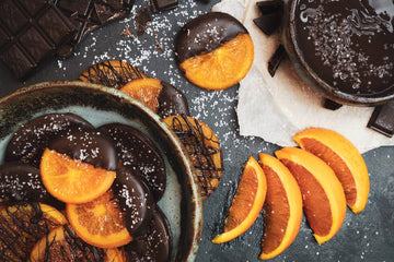 All The Delicious Things You Can Do With Our Vegan Chocolate Orange Sauce