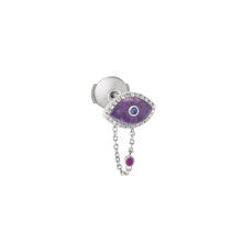 Load image into Gallery viewer, Sugilite Endza Earring