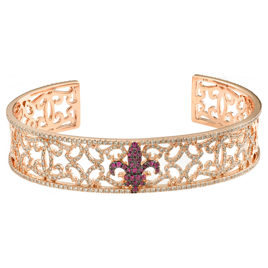 Chouchane Dentelle Bangle