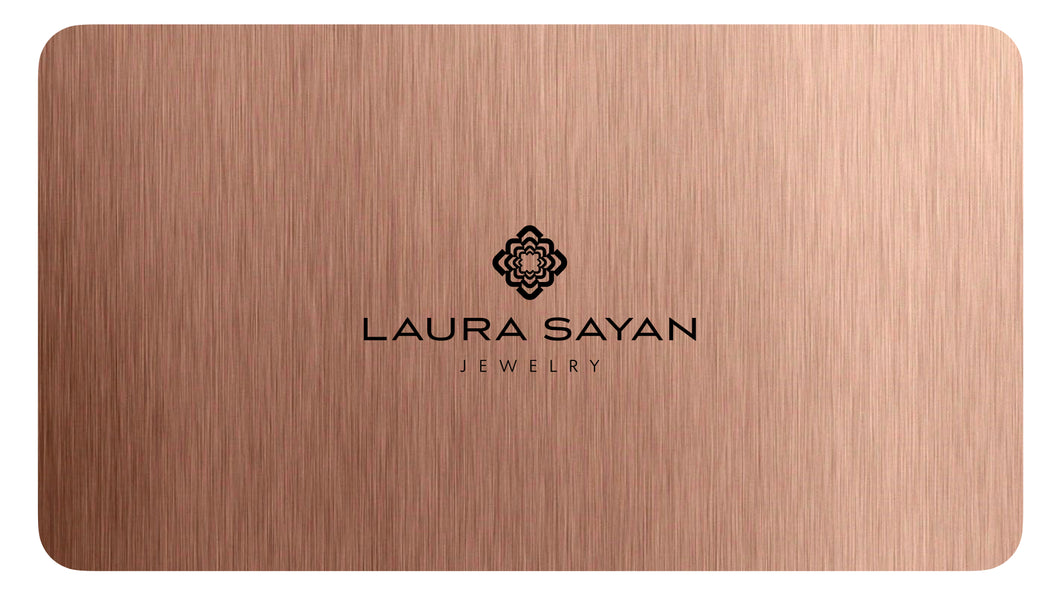 Laura Sayan Jewelry eGift Card