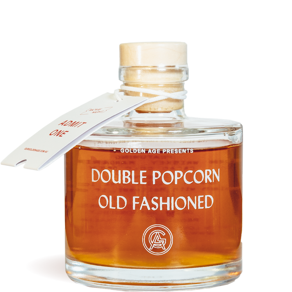 Double Popcorn Old Fashioned (200ml)