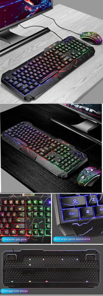 Keyboard And Mouse Combo -Waterproofed