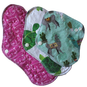 Cotton Flannel Pads