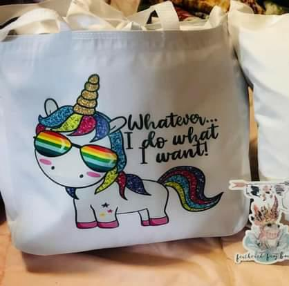 I Do What I Want - Unicorn