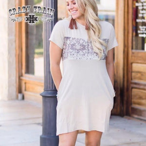 Crazy Train Ranchers Daughter Dress