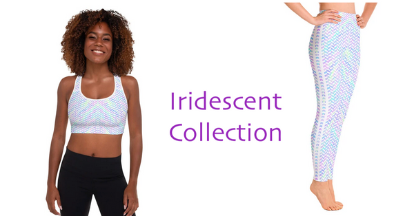 Iridescent - A sportswear collection to have fun! Coupon Code Inside!