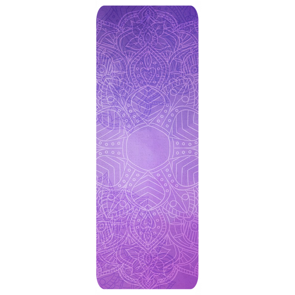 Purple Night Yoga Mat - Sonia Pop Up - Zayra Mo